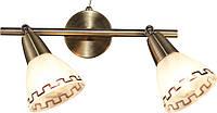 Спот Altalusse INL-9285W-02 Antique Brass
