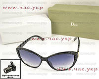 Женские солнцезащитные очки Christian Dior Lady 1R Кристиан Диор элегантный дизайн и утонченность