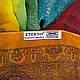 Шикарный женский шарф из шифона 183 на 105 см. ETERNO (ЭТЕРНО) P-P-47, фото 4
