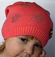 Шапочка для девочек от 3 до 12 лет, фото 1