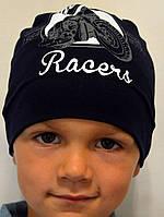 Трикотажная детская шапочка спортивная, фото 1