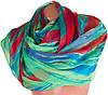 Женский яркий шарф из шифона 184 на 105 см. ETERNO (ЭТЕРНО) P-P-56