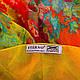Женский эффектный шарф из шифона 198 на 145 см. ETERNO (ЭТЕРНО) P-P-59, фото 3