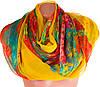 Женский эффектный шарф из шифона 198 на 145 см. ETERNO (ЭТЕРНО) P-P-59