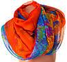 Женский стильный шарф из шифона 201 на 144 см. ETERNO (ЭТЕРНО) P-P-54