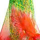 Женский превосходный шарф из шифона 200 на 144 см. ETERNO (ЭТЕРНО) P-P-53, фото 3