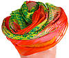 Женский превосходный шарф из шифона 200 на 144 см. ETERNO (ЭТЕРНО) P-P-53