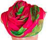 Женский замечательный шарф из шифона 198 на 144 см. ETERNO (ЭТЕРНО) P-P-60