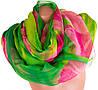Женский прекрасный шарф из шифона 198 на 144 см. ETERNO (ЭТЕРНО) P-P-61