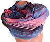 Женский разноцветный шарф из шифона 181 на 143 см. ETERNO (ЭТЕРНО) P-P-67