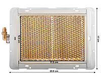 Газовая керамическая горелка инфракрасного излучения Vita 1.45 кВт