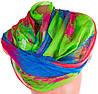 Шикарный женский шарф из шифона 200 на 140 см. ETERNO (ЭТЕРНО) P-P-76