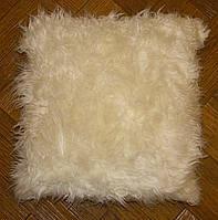 Декоративная меховая наволочка 45х45 Shining Star