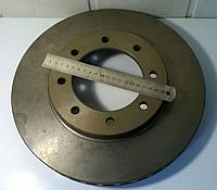 Диск тормозной ЗИЛ 5301 передний вентилируемый пр-во Россия