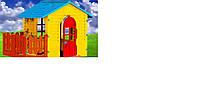 Детский игровой домик Big с террасой