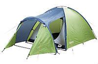 Трехместная туристическая палатка Кемпинг Solid 3