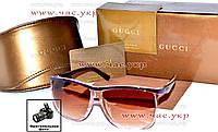 Женсчкие солнцезащитные очки Gucci Гуччи молодежная версия мода 2016