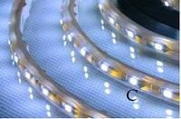 Лента светодиодная ударопрочная 6,0W SMD3528 (60 LED/м); Outdoor IP68 Premium
