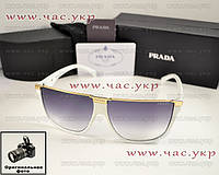 Женские солнцезащитные очки Prada модель 2016 года прада качество