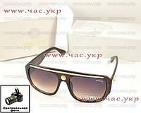 Женские солнцезащитные очки Versace маска градиентная линза Версаче версачи качественная копия