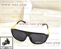 Женские солнцезащитные очки Versace маска Версаче версачи качественная копия мода 2016 года