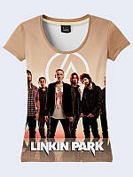 Футболка женская Linkin Park