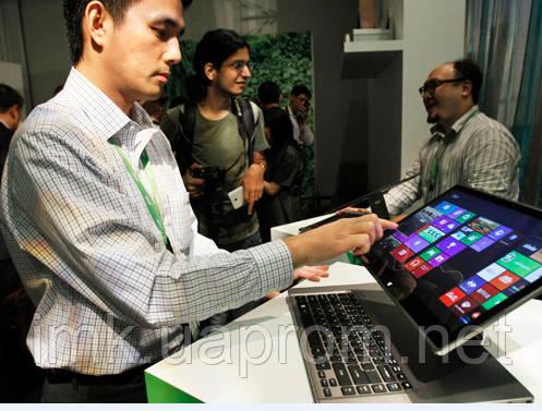 Про виробництво ноутбуків