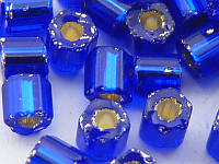 Рубка Preciosa (Чехия) (цвет: 37100 / 865, синий тёмный), 50г