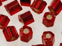 Рубка Preciosa (Чехия) (цвет: 97070 / 868, красный), 50г