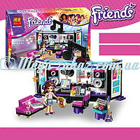 "Конструктор Bela Friends ""Студия звукозаписи"": 175 деталей, фигурка (аналог LEGO Friend)"