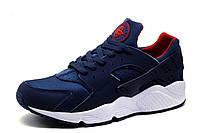 Кроссовки мужские Nike Air Huarache, темно-синие, р. 41, фото 1