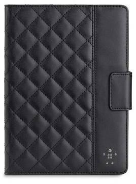"Стильный стеганый чехол iPad Air BELKIN Quilted Cover 9.7"" (Black) F7N073B2C00"