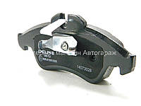 Тормозные колодки передние на Мерседес Спринтер 208-316 DELPHI (США) LP0980