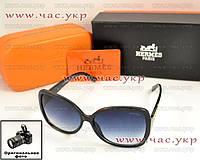 Женские солнцезащитные очки Hermes качественная копия градиентная линза Гермес мода 2016 года