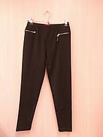 Трикотажные брюки-леггинсы для подростков 134-164р. Glo-story