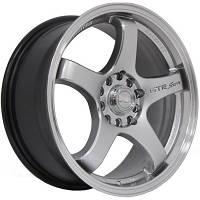 Автомобильный диск, литой Zorat Wheels 391A R16 W7 PCD4x100 ET35 DIA67.1