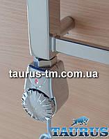 """ЭлектроТЭН (нагреватель) Eliko в полотенцесушитель, ручной механический регулятор, хром. Польша, резьба 1/2"""""""
