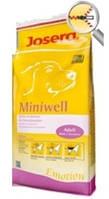 Корм для собак мелких пород  Йозера Минивель 4кг