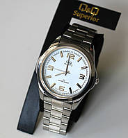 Мужские кварцевые часы Q&Q оригинал