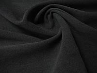 Ткань костюмная Hugo Boss черная