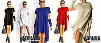 Жіноча сукня з мітенками Vivien 5 кольорів