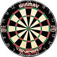 "Доска для дартса Winmau ""Sniper"" со стрелами"