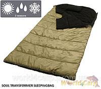 Спальный мешок SOUL TRANSFORMER SLEEPINGBAG