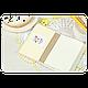 Надежная обложка для паспорта + блокнот BlankNote  BN-OP-KZ-9-IP белый, фото 3