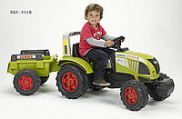 Трактор педальный Falk 991B
