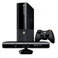 Игровая приставка Microsoft XBOX 360Е 500 GB + Kinect + Forza, фото 1