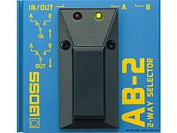 Футконтроллер BOSS AB-2