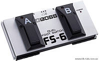 Футконтроллер BOSS FS-6