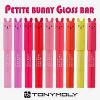 Блеск для губ Tony Moly Petite Bunny Gloss Bar 6 цветов