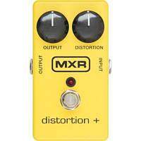 Педаль эффектов  DUNLOP M104 MXR DISTORTION+